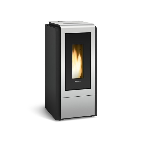 po le extraflame a granul s pellets megan idro steel. Black Bedroom Furniture Sets. Home Design Ideas