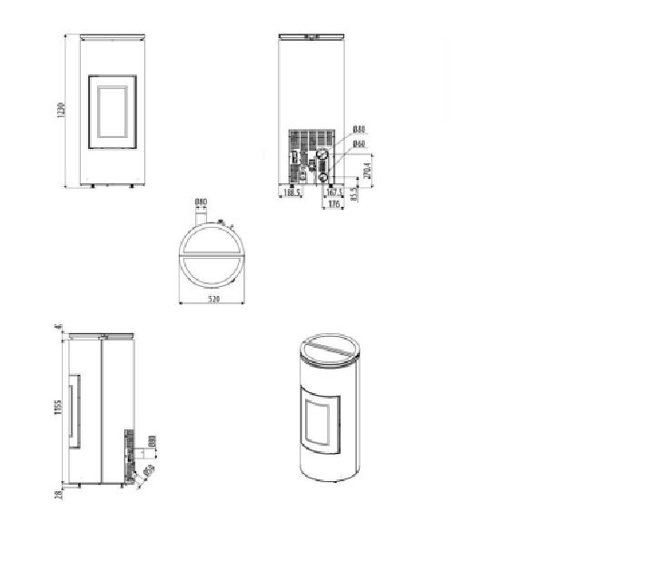 po le mcz a granul s pellets mood kw. Black Bedroom Furniture Sets. Home Design Ideas