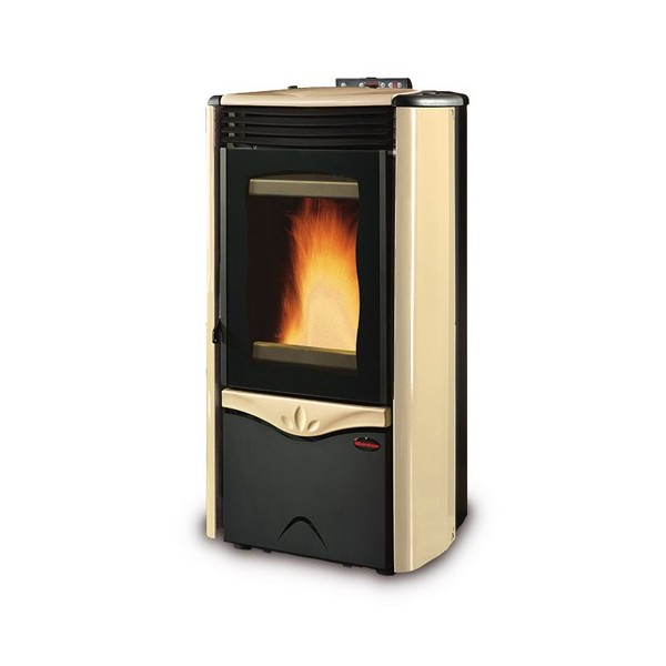 po le extraflame a granul s pellets duchessa idro steel. Black Bedroom Furniture Sets. Home Design Ideas