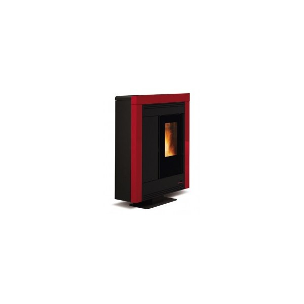 po le granul s extraflame souvenir steel 10 2 kw. Black Bedroom Furniture Sets. Home Design Ideas