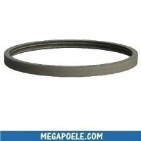 Joint d'étanchéité silicone - Conduit simple paroi